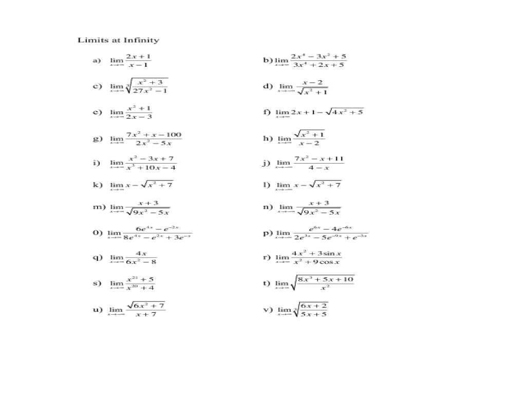 Velocity and Acceleration Calculation Worksheet Answer Key together with Calculus Worksheets Super Teacher Worksheets