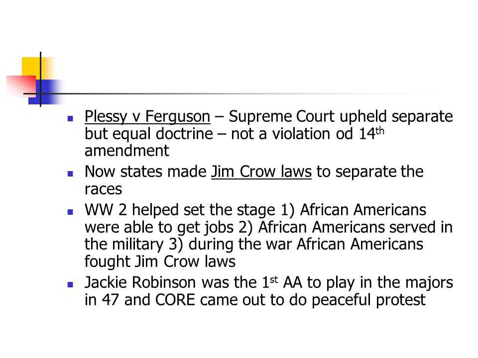 Voting Rights Timeline Worksheet Also Chapter 23 the Civil Rights Movement Civil Rights Act Of 1875
