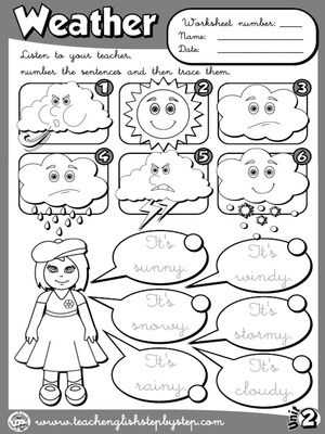 Weather Worksheets for 1st Grade with 121 Best Weather Images On Pinterest