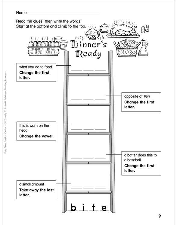 Word Ladder Worksheets for Middle School and Word Ladder Worksheets for Fourth Grade Choice Image Worksheet