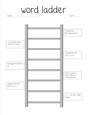 Word Ladder Worksheets for Middle School or 14 Best Word Ladders Images On Pinterest