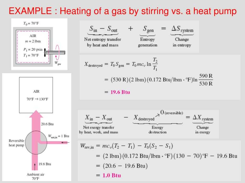 Worksheet Heat and Heat Calculations as Well as Gas Heating Gas Heating Vs Heat Pump