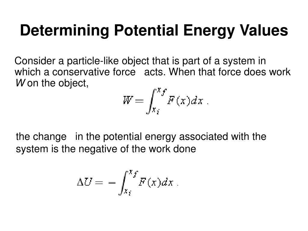 Worksheet Kinetic and Potential Energy Problems and for A Vertical System How Does the Mass Of the Spring Change