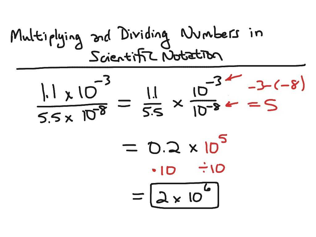 Writing In Scientific Notation Worksheet Also Writing In Scientific Notation Worksheet Simplify and Write