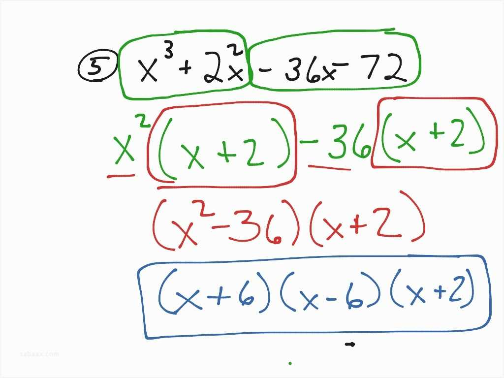 Year 8 Algebra Worksheets Along with Best Factoring Using the Distributive Property Worksheet