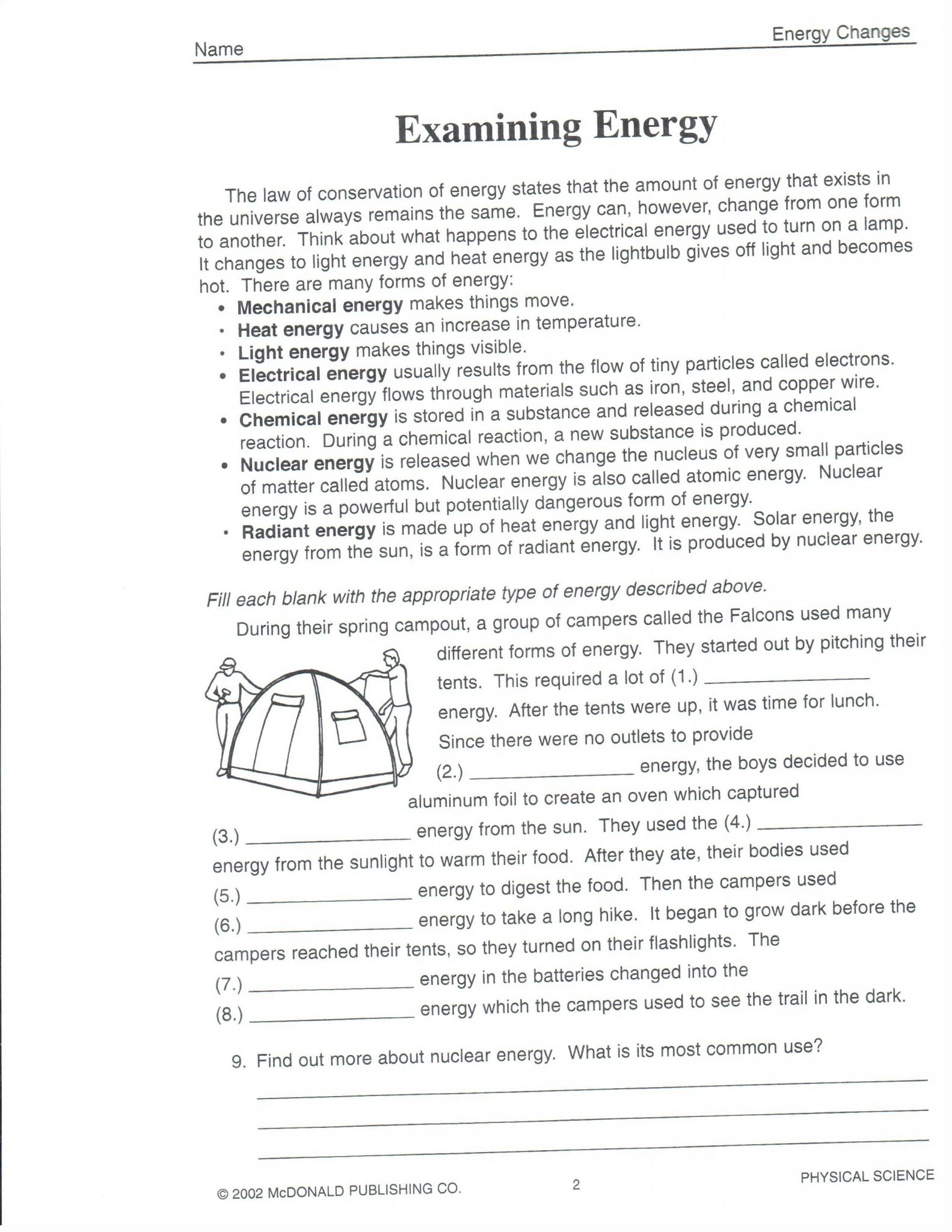7th Grade Common Core Math Worksheets With Answer Key