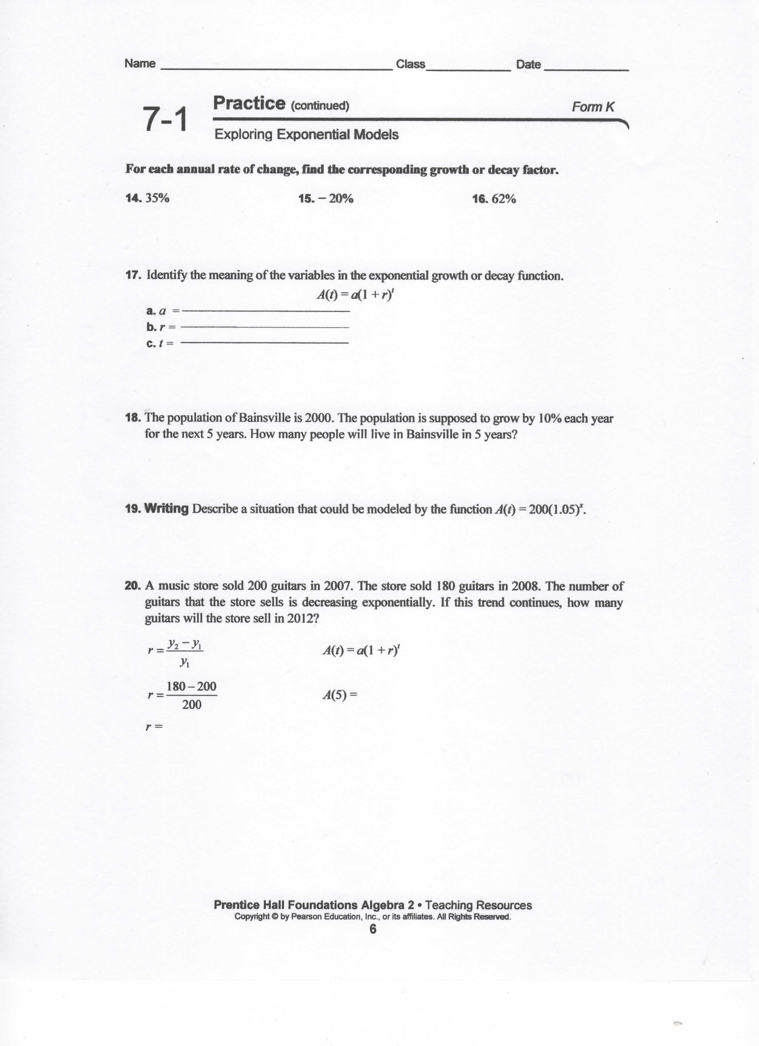 Chemistry Unit 4 Worksheet 2 Or Acid Base Titration