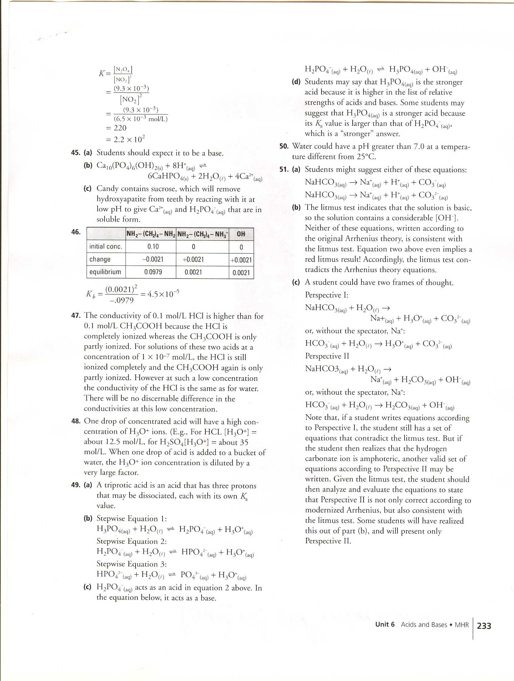 Chemistry Unit 4 Worksheet 2 And Exponential Equation Form