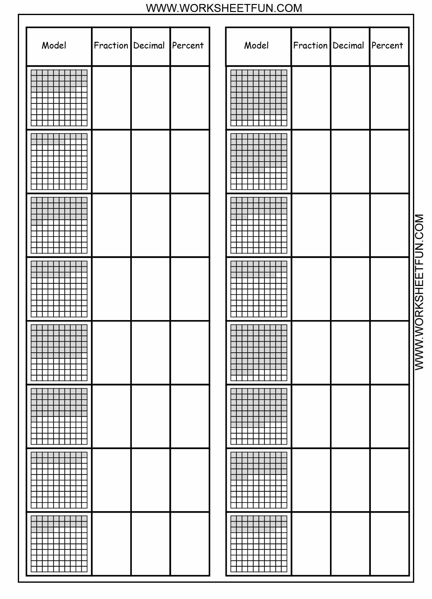 Equivalent Expressions Worksheet Also 14 Best Money Worksheets