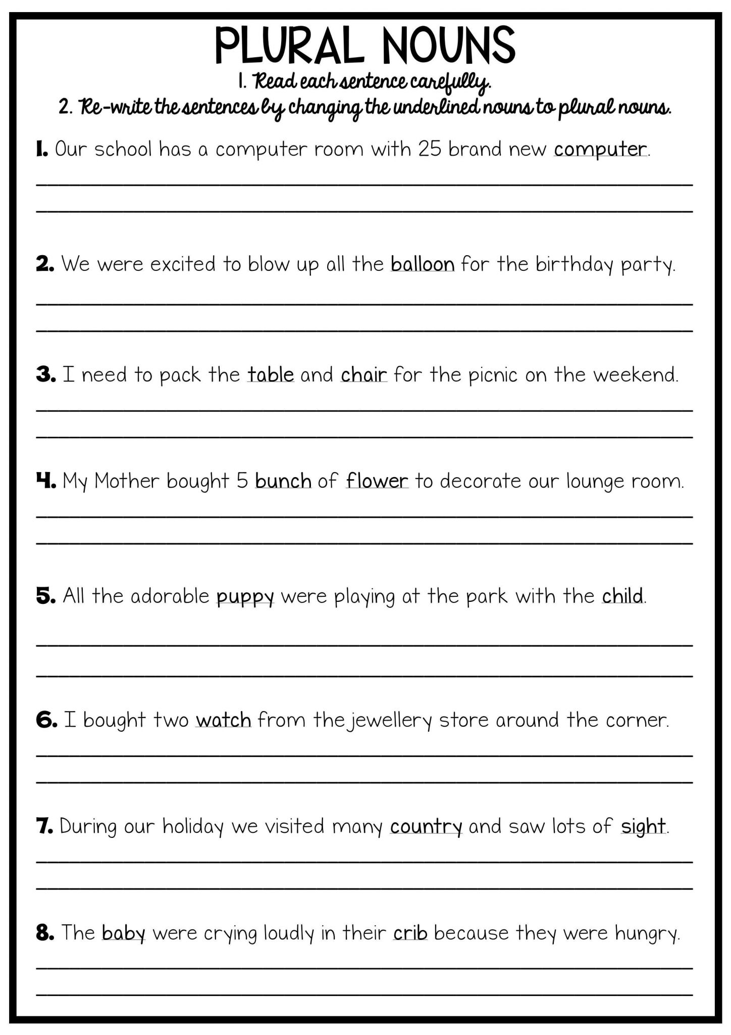 Note Reading Worksheets together with Reading and Grammar Pack No Prep Printables Pinterest