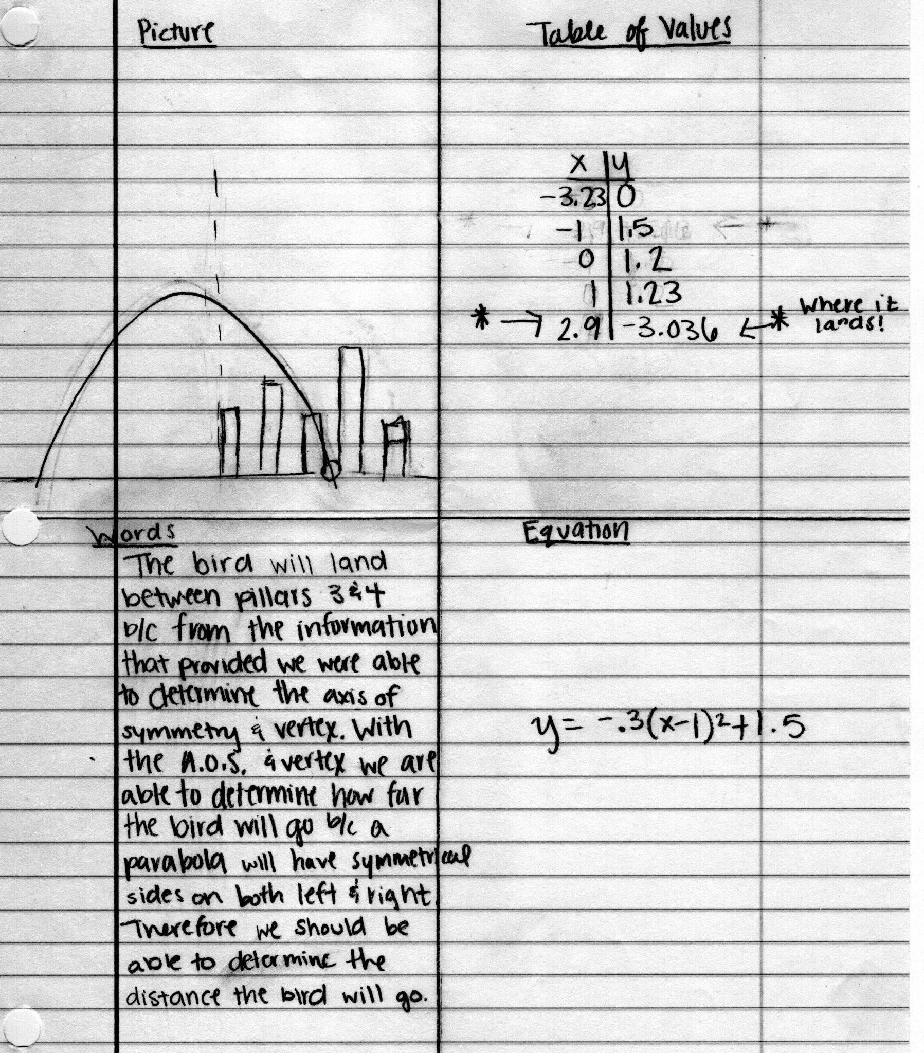 Rational Exponents Equations Worksheet with where Would the Angry Birds Have Landed Robert Kaplinsky