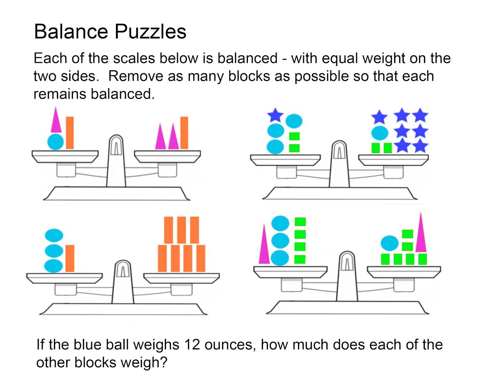 Rotations Practice Worksheet together with 1001 Math Problems Balance Puzzles