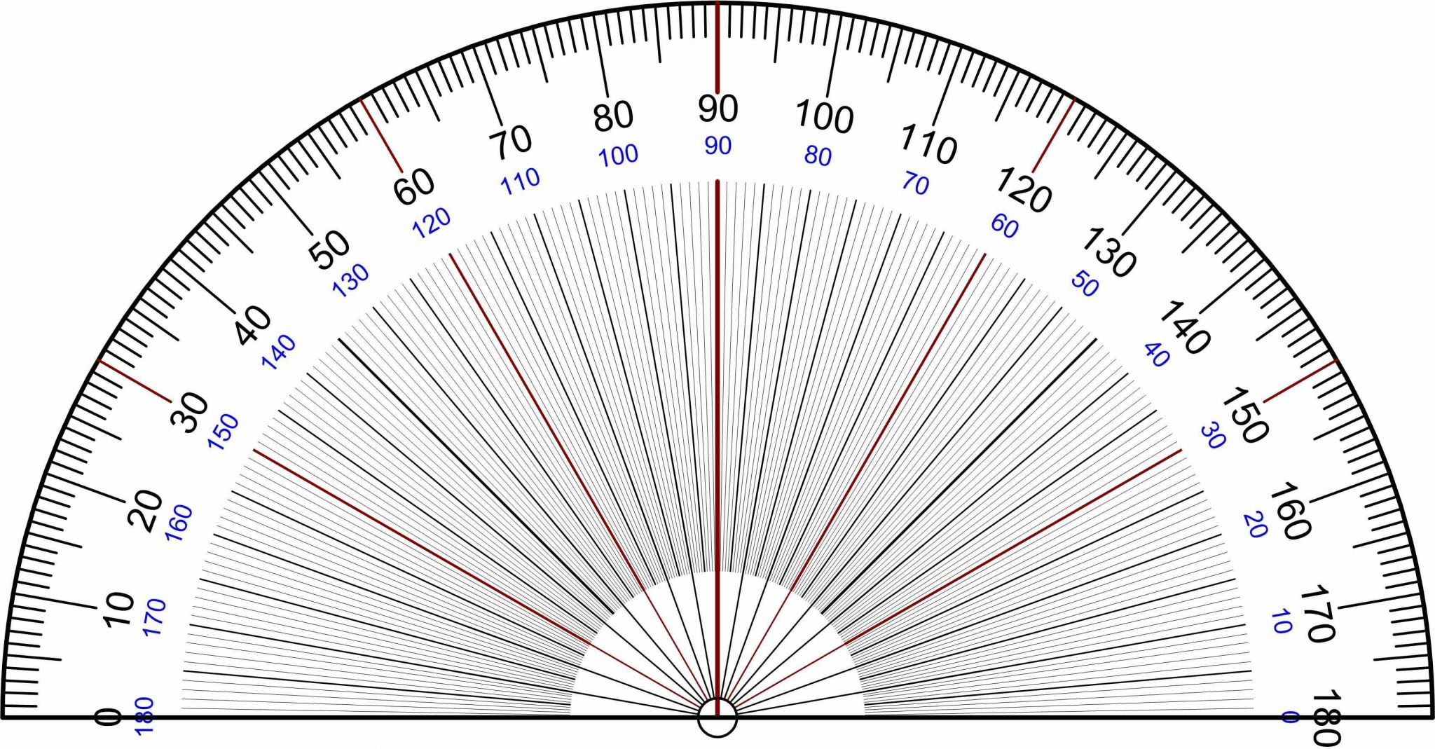 Tape Measure Worksheet Along with File Protractor Rapporteur Degrees V3 Wikimedia Mons