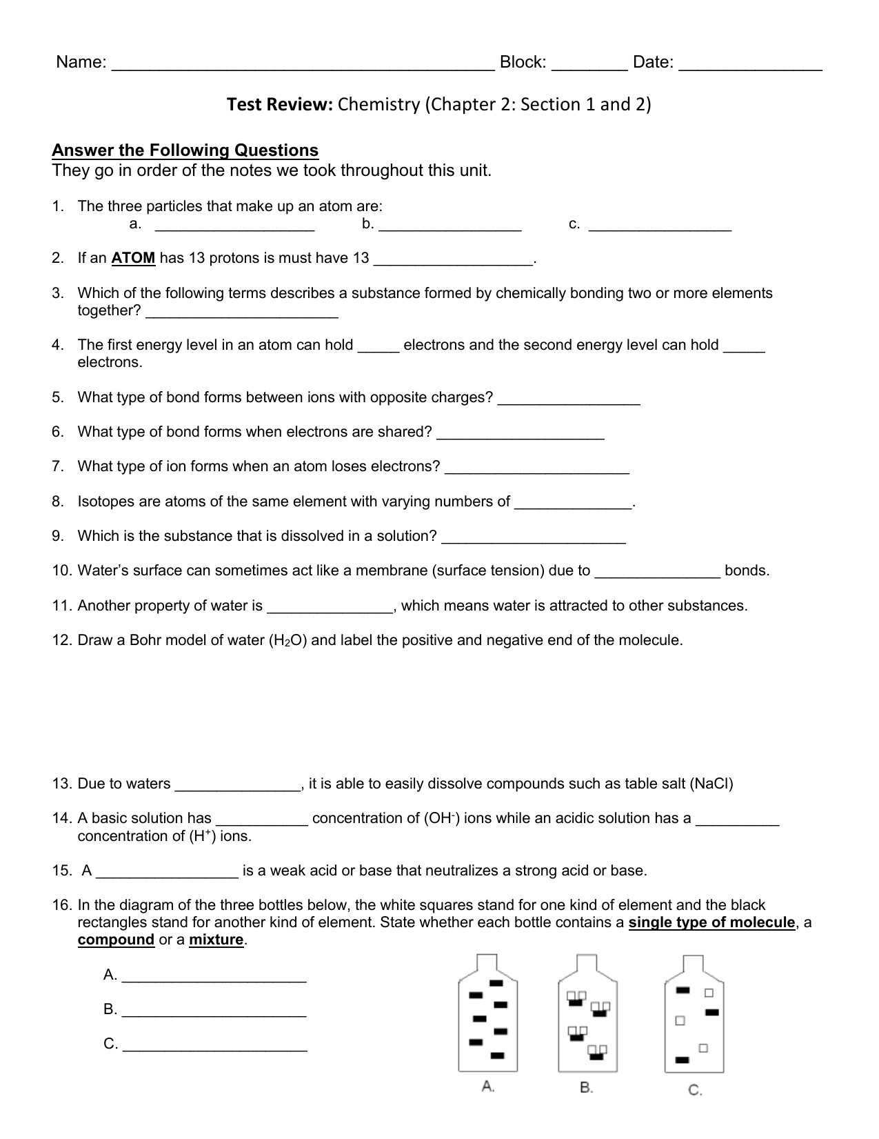 Types Of Chemical Reactions Worksheet Answers Along with Types Chemical Reactions Worksheet Fresh How to Balance Chemical