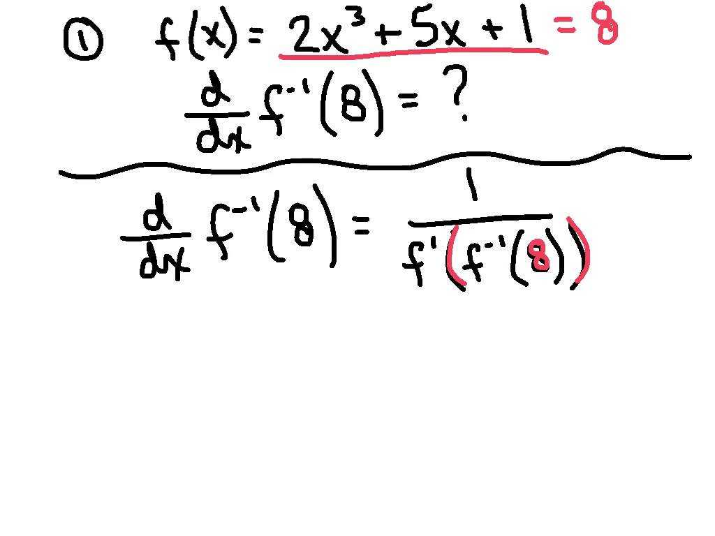 Worksheet 7 4 Inverse Functions Answers And Segment And