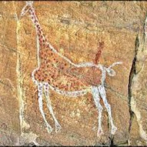 semestafakta-Ancient rock paintings in Mauritania