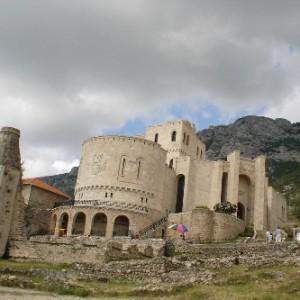 semestafakta-Kruja Castle