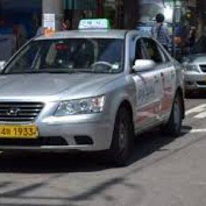 semestafakta-korean taxi