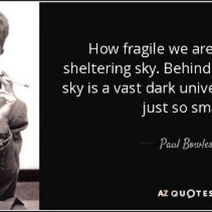 semestafakta-Paul Bowles