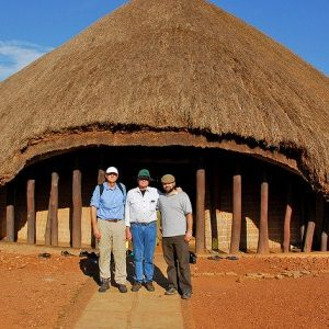 semestafakta-The Kasubi Tombs