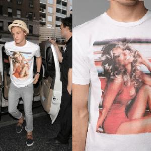 semestafakta-Farrah Fawcett T-Shirts