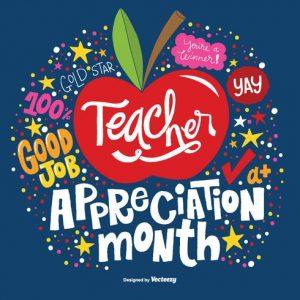 semestafakta-Teacher Appreciation Month