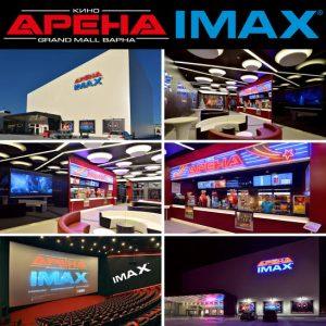 IMAX three dimensional