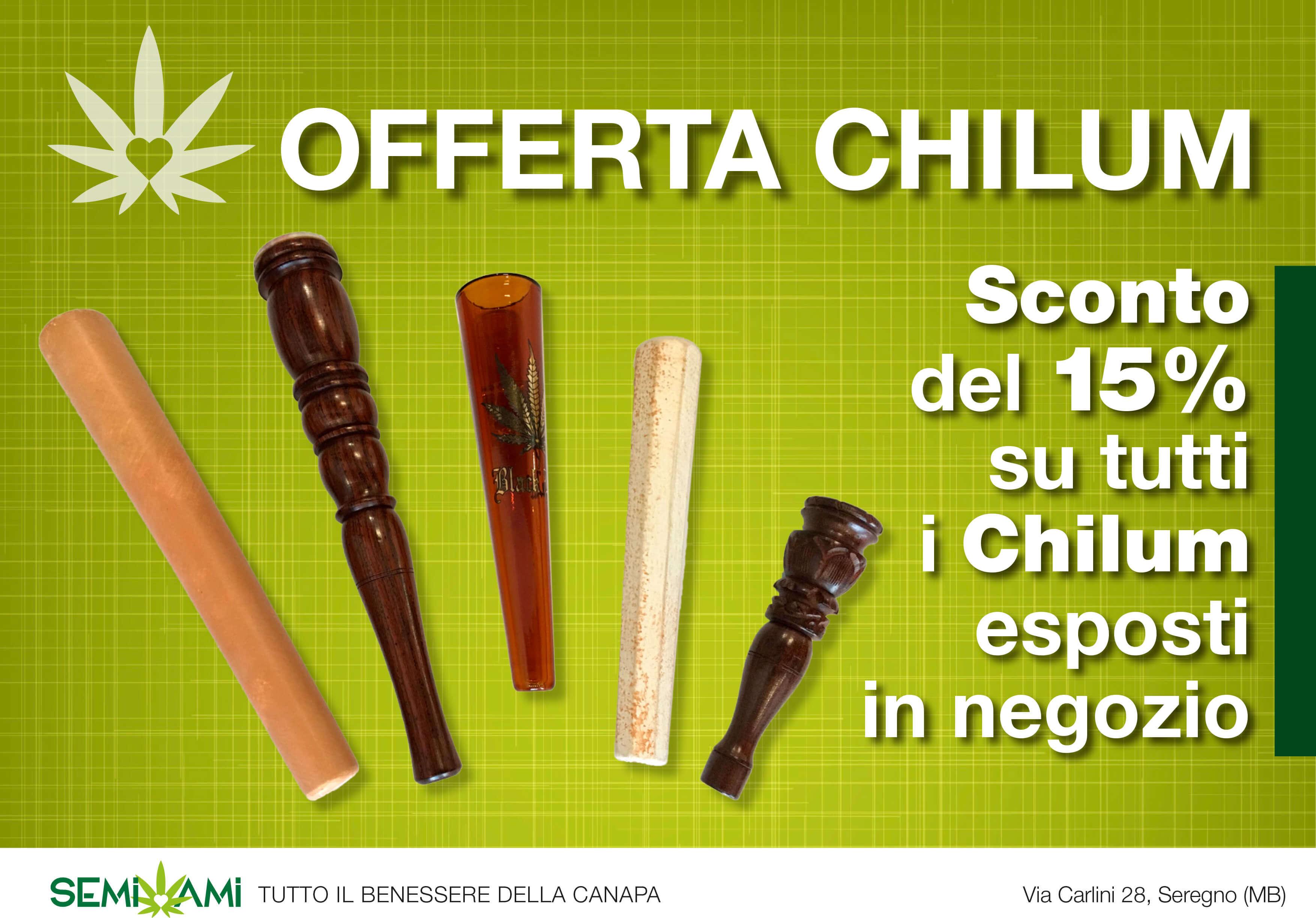 Offerta Chilum