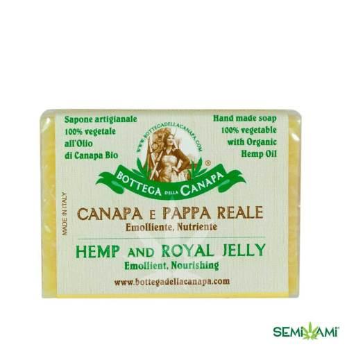 Bottega della Canapa sapone pappa reale