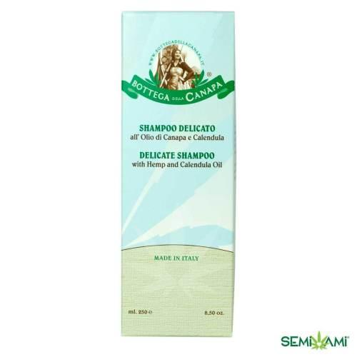 Shampoo delicato Bottega della Canapa