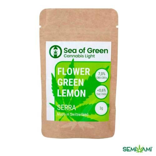 Green Lemon 3g Sea of Green
