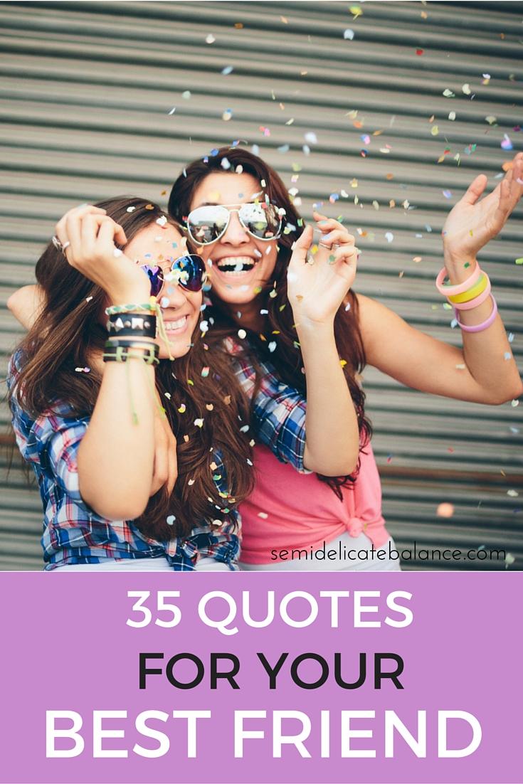 35 best friend quotes