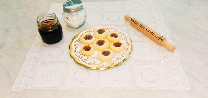 Biscotti con frolla ovis mollis 1