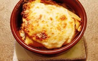 Crespelle prosciutto e formaggio, crepe al forno 2
