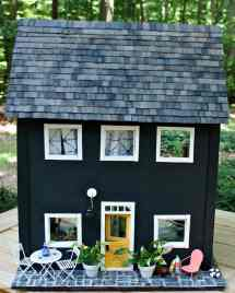 June Dollhouse Therapy Challenge Reveal - Semigloss Design