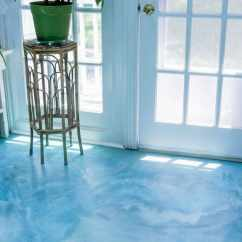 Painting Kitchen Cabinets Cost Outdoor Lowes The Beginner's Guide To Diy Stained Concrete, A Step By ...