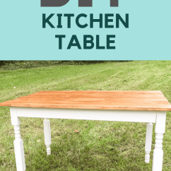 Make Kitchen Table Backsplash Tile For Learn How To An Easy Build Diy A