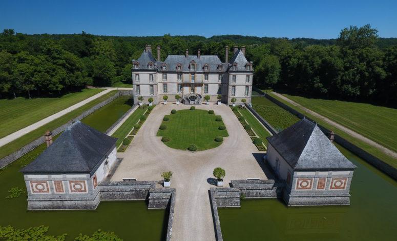château bourron-marlotte GR13 section 1