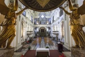 Chiesa Santa Maria in Monte Oliveto - Particolare dal Tabernacolo