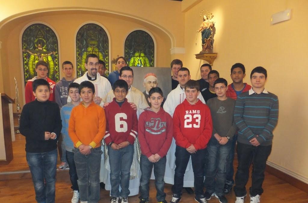 El Seminario celebra a uno de sus hijos más preclaros