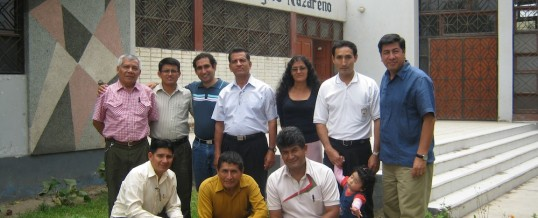 The Master's Degree Cycle in Peru Ends with Much Success