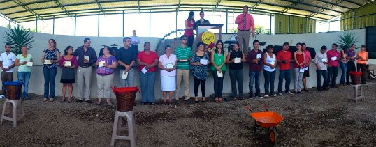 Two Costa Rican Churches Complete the First Phase of School of Leadership