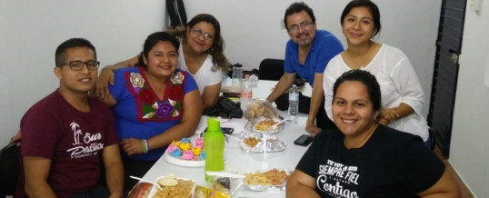 New block of youth ministry courses successfully completed in Mexico
