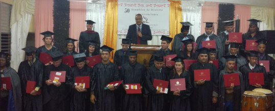 2019 Graduation held in Cuba