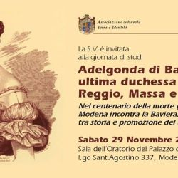 L'ultima Duchessa di Modena, Reggio, Massa e Carrara