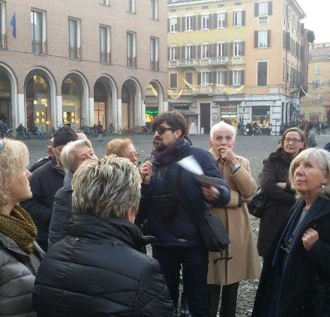 Sui luoghi della Modena ottocentesca attraverso un romanzo