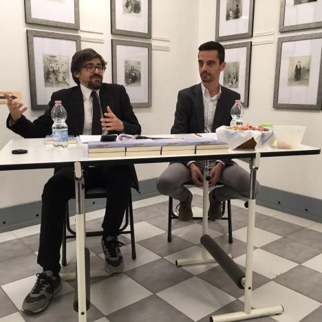 """2019.03.16 – """"La stanza dei racconti"""" di Martino Sgobba  alla Libreria Ubik (Mo)"""
