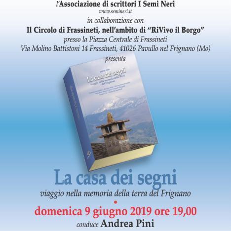 """2019.04.14 – """"La casa dei segni"""" a Buk Festival 2019 (Mo)"""