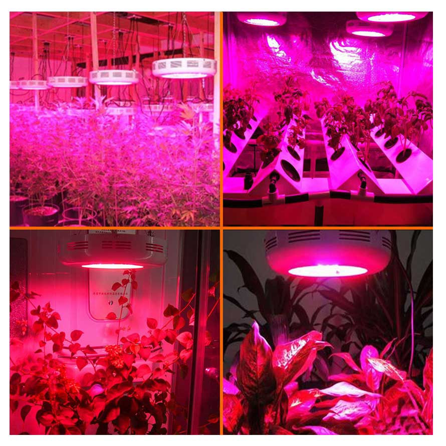UFO LED Grow Light 140W LED UFO Grow Lights LED Grow