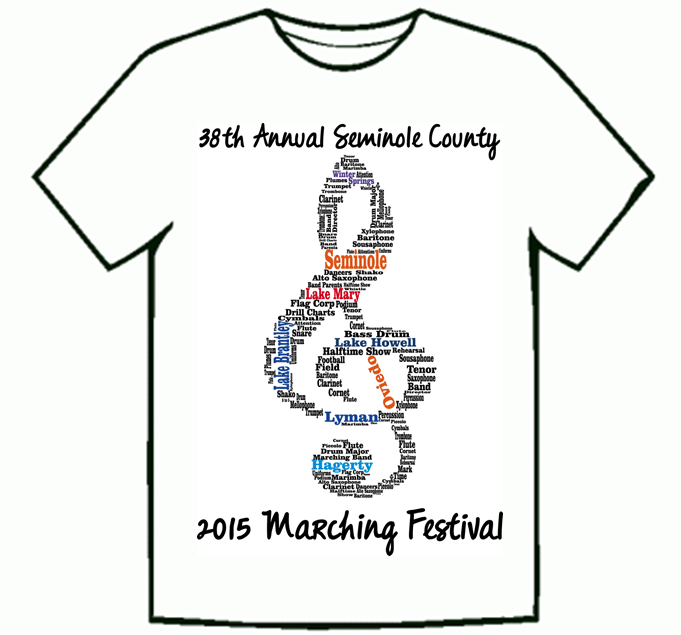 38th Annual Seminole County Marching Festival at Seminole